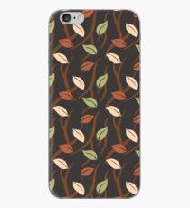 Flowers Design Background iPhone Case