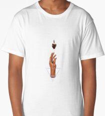 The 4 elements - EARTH Long T-Shirt