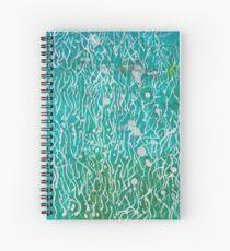 Acid wash Spiral Notebook
