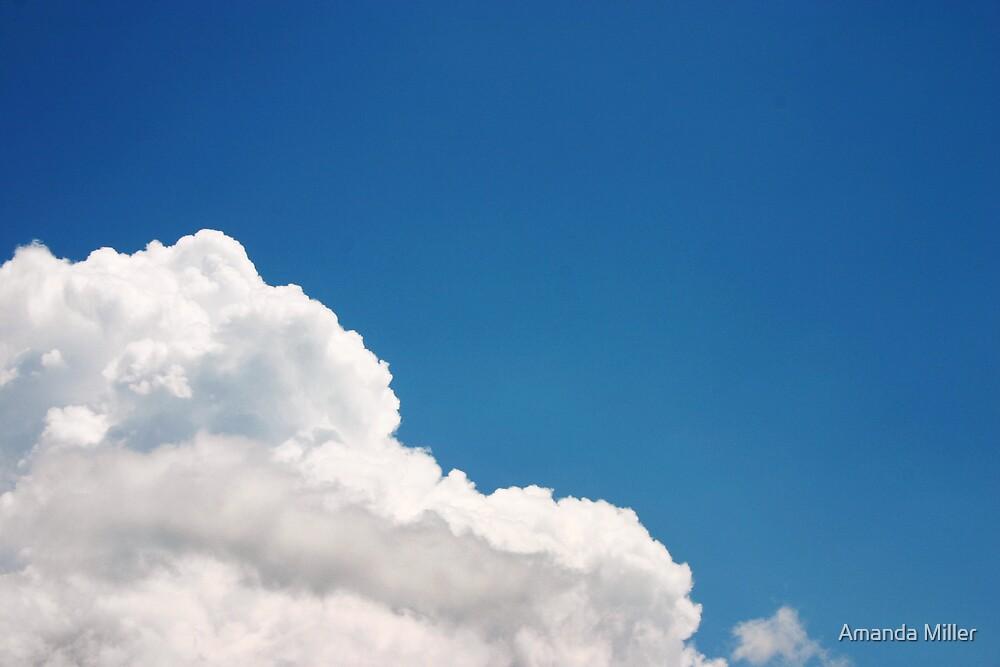 clouds by Amanda Miller