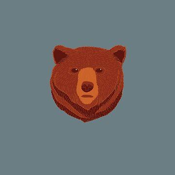 bear by bubivisualarts