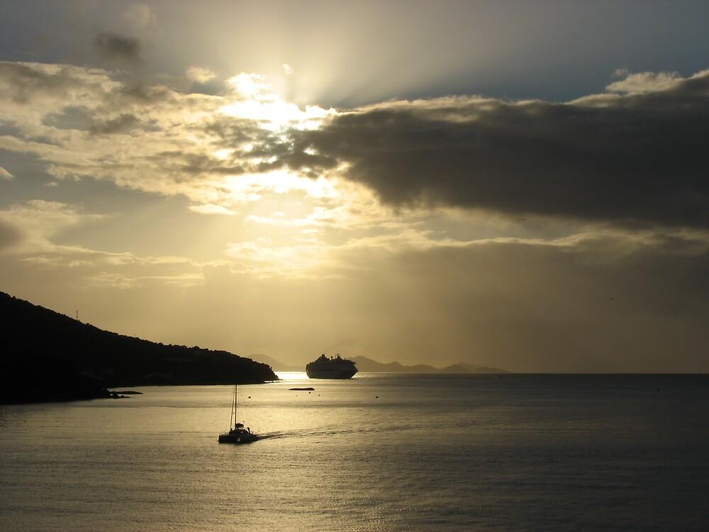 Divine Caribbean Sunshine by raybonz