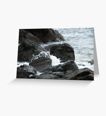 Kinnego Bay  - Life of waves Greeting Card