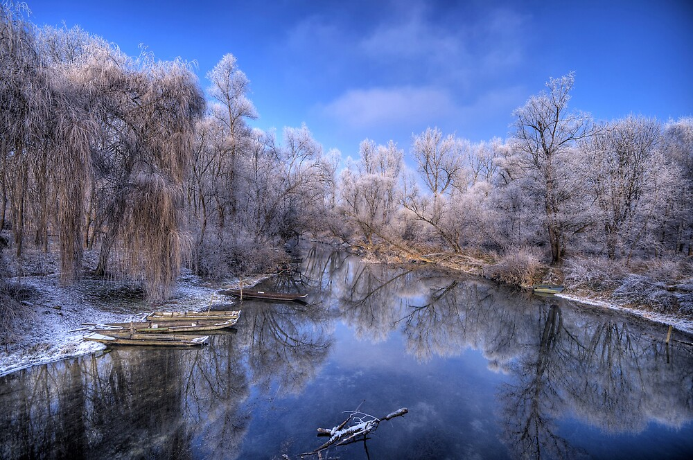 A moment frozen in time... by Philippe Sainte-Laudy