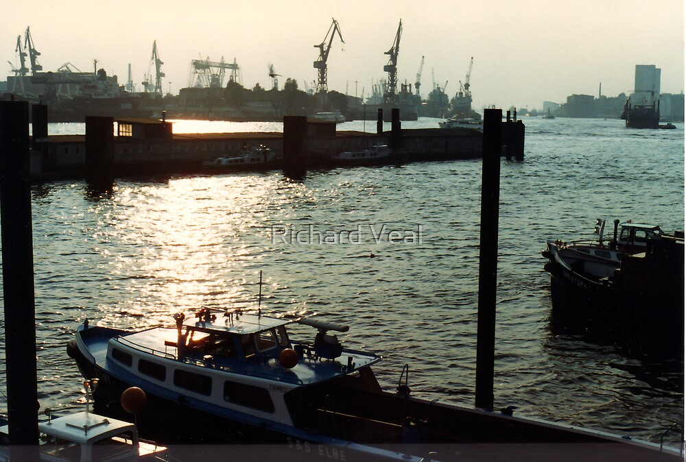 Hamburg by Richard Hamilton-Veal