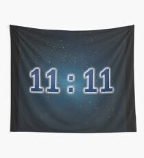 11:11 Wall Tapestry