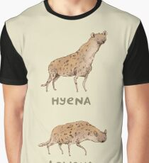 Hyena Lowena Graphic T-Shirt