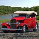 1932 Ford Phaeton Hot Rod by TeeMack