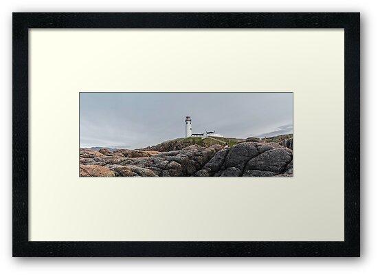 Fanad Head Lighthouse by Colin Majury