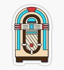 Jukebox Sticker