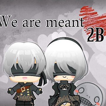 We are meant 2B! by Berri-Blossom