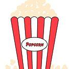 Popcorn by rjjdesigns