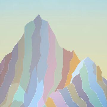 Mountains 2 by metron