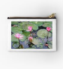 Water lily Studio Pouch
