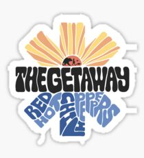 The Getaway - RHCP Sticker