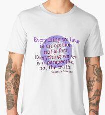 Ancient Roman Wisdom Men's Premium T-Shirt