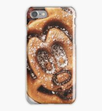 MICKEY shaped waffles  iPhone Case/Skin