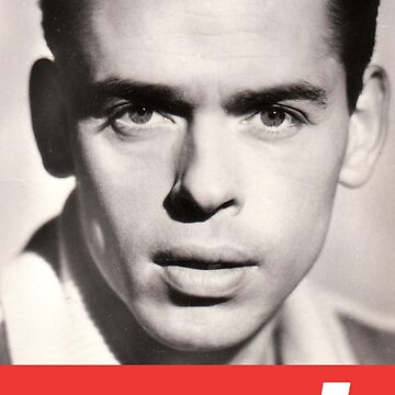 Jacques Brel portrait by styleforever