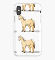 Palomino Pony iPhone Case