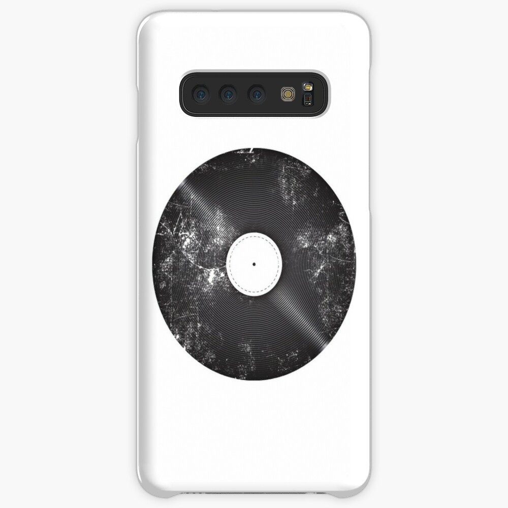 Scratched Record Samsung Galaxy Snap Case