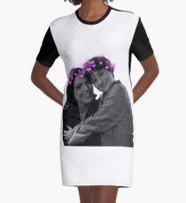 Regina and Henry Graphic T-Shirt Dress