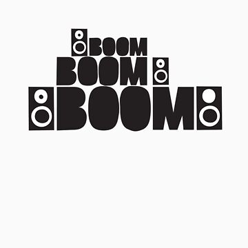 Boom Boom Boomn by PollyPlayford