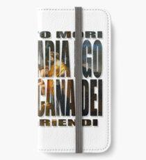ET IN ARCADIA EGO - I TEGO ARCANA DEI iPhone Wallet/Case/Skin