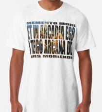ET IN ARCADIA EGO - I TEGO ARCANA DEI Long T-Shirt