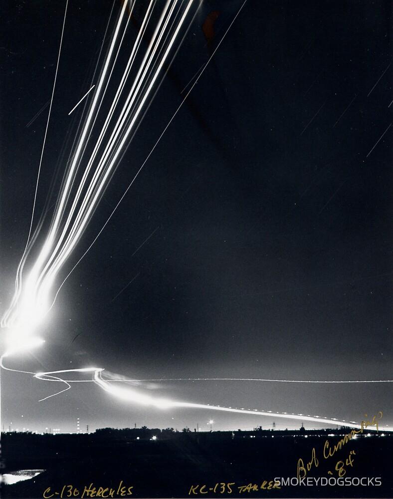 THESE LIGHTS IN THE NIGHT SKY by SMOKEYDOGSOCKS