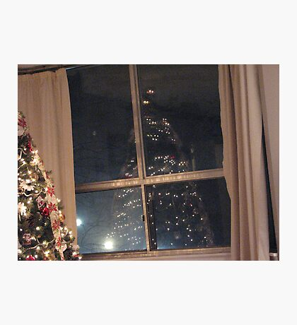 REFLECTION OF CHRISTMAS Photographic Print