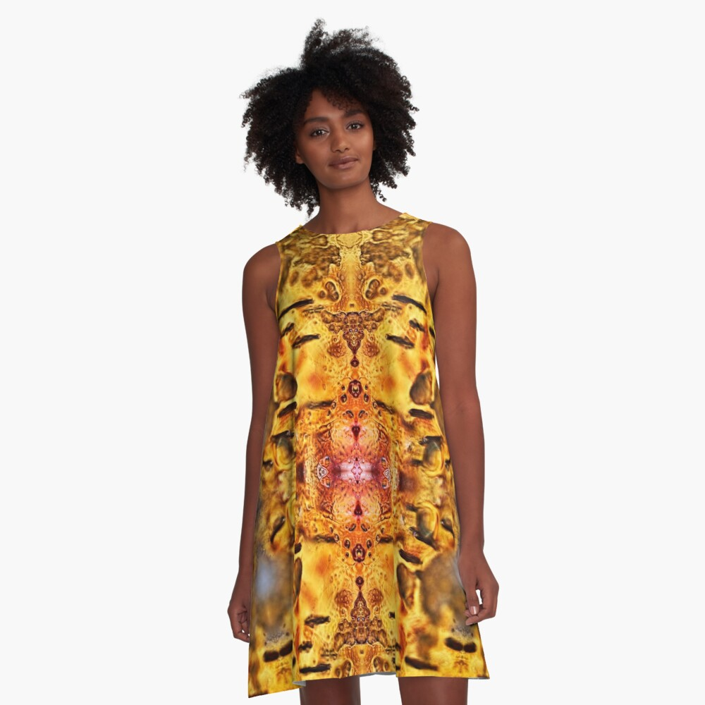 bovines A-Line Dress Front