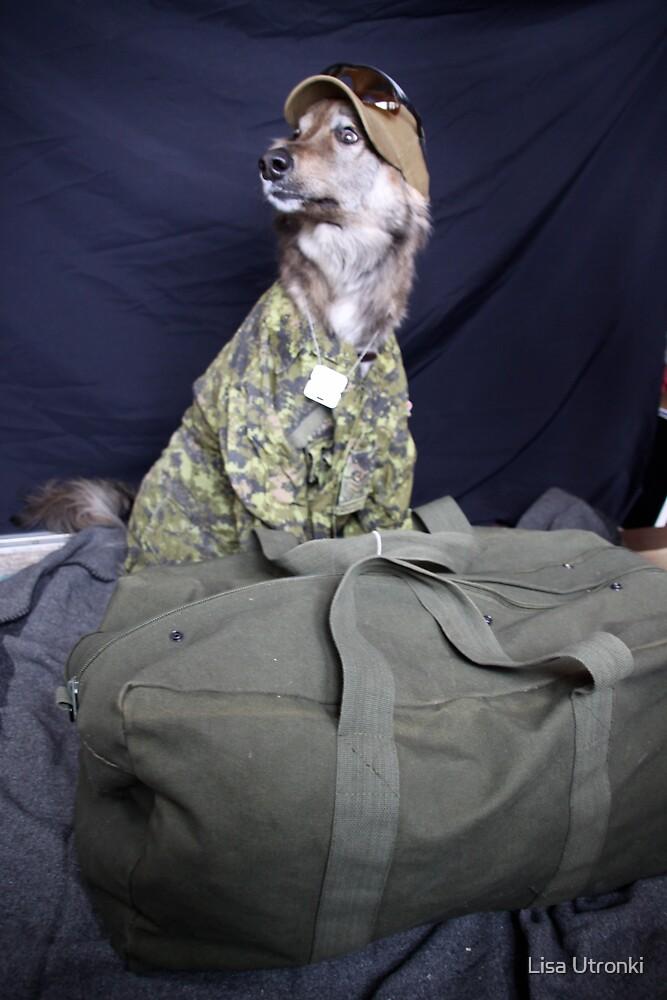 Army Tucker by Lisa Utronki