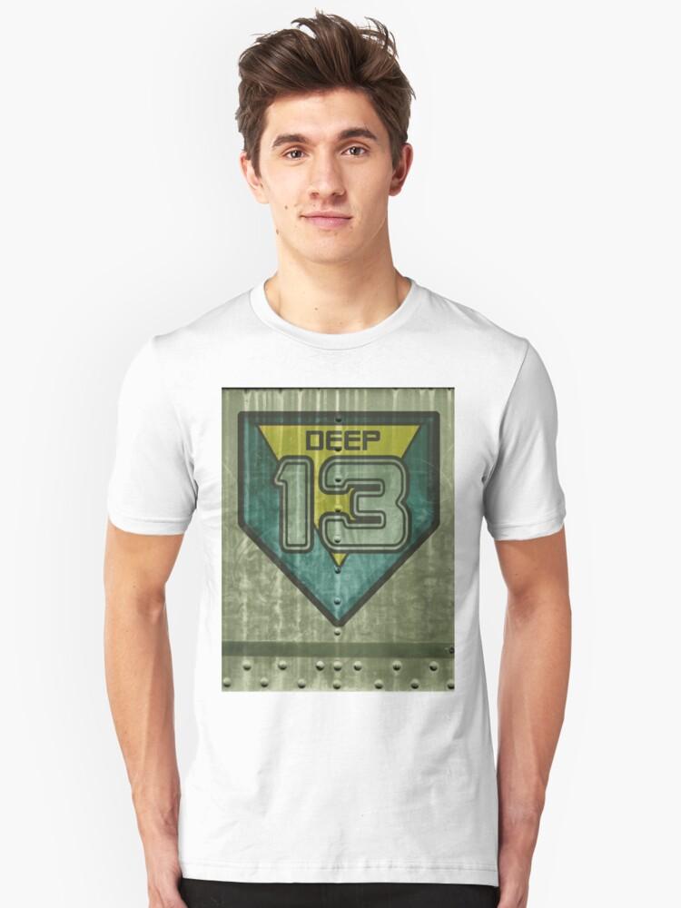 Deep 13 Unisex T-Shirt Front