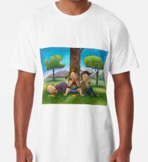 Peaches Long T-Shirt
