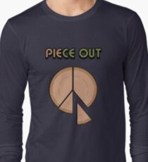 Piece Out Man Long Sleeve T-Shirt