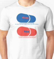 RED & BLUE PILL T-Shirt