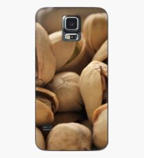 Pistachios close-up Case/Skin for Samsung Galaxy