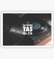 Goodies The Fat Heap of Zik Sticker