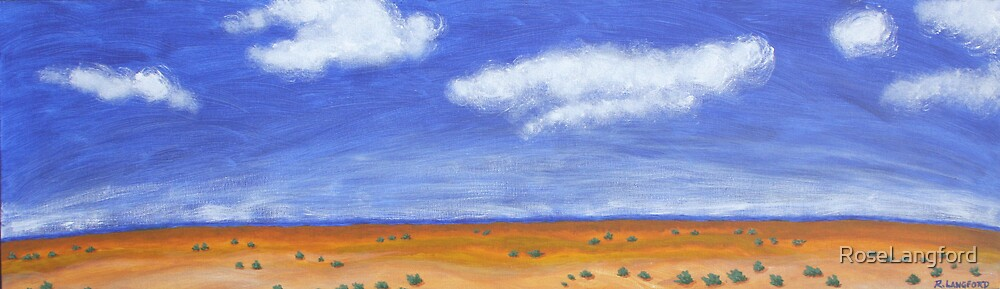 HORIZON 2 (OUTBACK AUSTRALIA) by RoseLangford