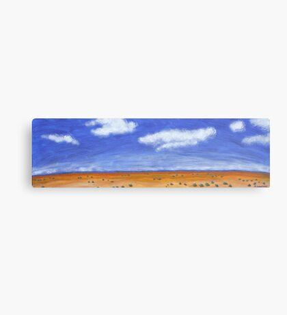 HORIZON 2 (OUTBACK AUSTRALIA) Canvas Print