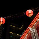 SINGAPORE CHINATOWN by Cvail73