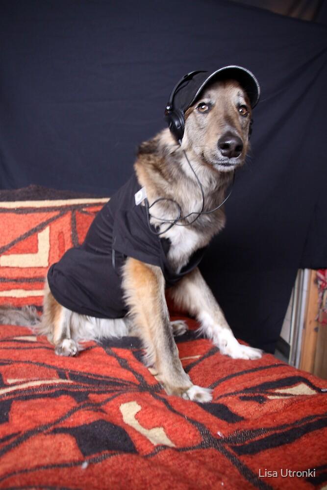 DJ Tucker by Lisa Utronki