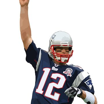 Tom Brady, Goat, Pats by Nolan12