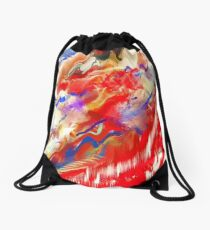 Flamenco Dancer Drawstring Bag