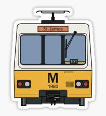 Tyne and Wear Metro (1980) Sticker