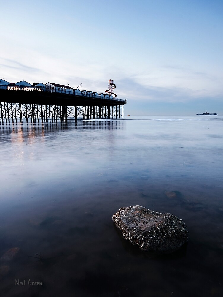 Rocky Pier of Herne Bay by NeilGUK