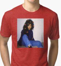butterfly sza Tri-blend T-Shirt