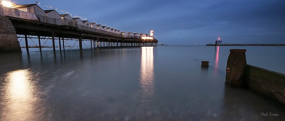 Herne Bay Evening Light by NeilGUK