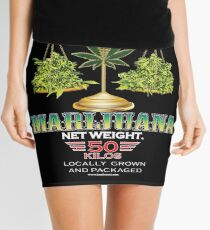 Triple A Medical Marijuana Mini Skirt