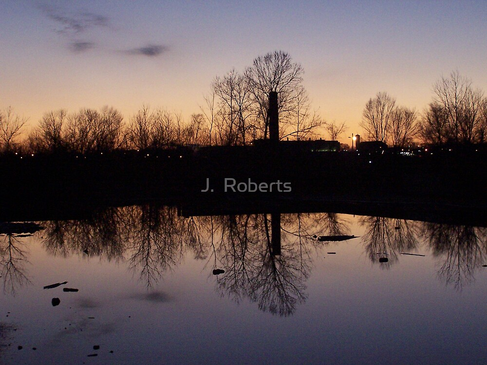 End Of The Day by J.  Roberts